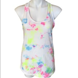 Custom Tie Dyed Tank Top